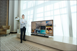 Samsung Revolutionizes Television Experience by Launching Its New 2018 QLED TV in the UAE