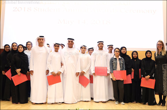 H.H Sheikh Saud bin Saqr Al Qasimi Honors 70 High-Achieving Government School Students at Annual Al Qasimi Foundation College Preparation Program Awards