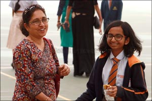 Dubai's Ambassador School Students Emerge as World Toppers in ICSE and ISC Exams