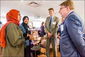 NU-Q Delegation Spend A Week On Home Campus