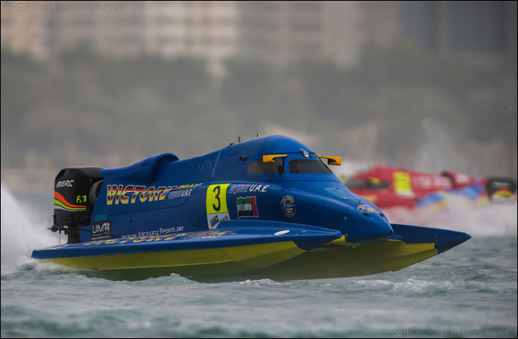 Victory Team to mount challenge for F1 crown this weekend