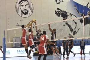 Defending champions Surprise stunned in NAS Volleyball opener