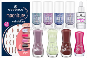 Pick what suits you from essence Spring/Summer 2018 nail polish collection