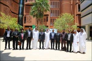 Ethiopian Prime Minister Dr Abiy Ahmed Visits Masdar City