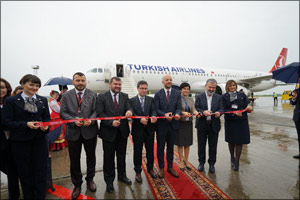 Turkish Airlines, that Flies to the Most Countries of the World, has Added Krasnodar to its Flight N ...