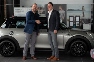 MINI Middle East launches partnership with ekar to provide premium cars to carshare customers