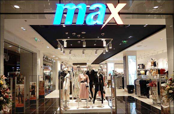 Max Fashion Opens New Store in the UAE