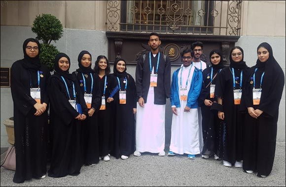 'Think Science' Ambassadors Participate in the Prominent Intel International Science and Engineering Fair 2018 Competition in Pittsburgh – USA
