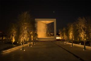 Founder's Memorial 30 metre Constellation Installation