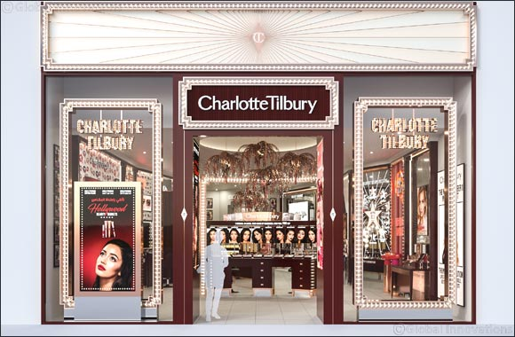 Charlotte Tilbury, the World's #1 Celebrity Makeup Artist, Announces the Opening of Her Flagship Beauty Wonderland in Dubai