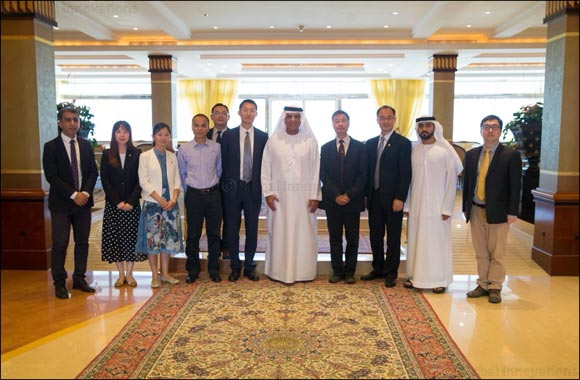 H.H Sheikh Saud Meets Palace Museum Beijing Officials in Ras Al Khaimah to Unearth Details of Ancient 'Silk Road' Trade Links Between the Far East and Eastern Arabia