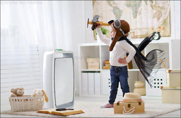Word's Best Air Purifier Launched in Dubai