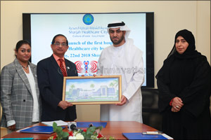 Sharjah Healthcare City announces the launch of first US$100 million hospital