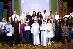 Emirates Airline Festival of Literature Student Writing Competitions Launch for 2019