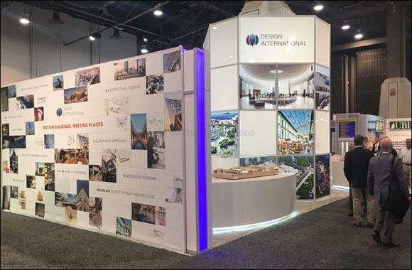 Transforming shopping centres to consumer centres Design International at RECon Las Vegas