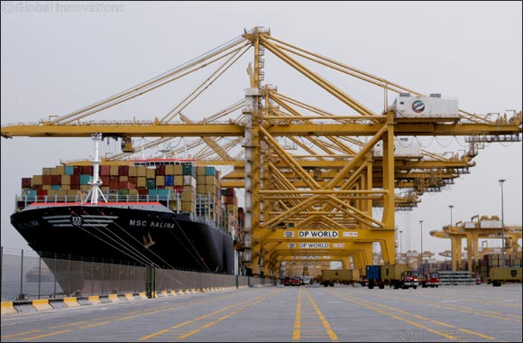 Jebel Ali Port Wins Record 24th Consecutive Aflas Award
