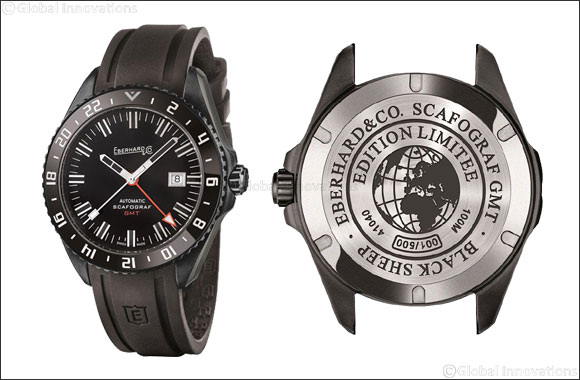 Eberhard & Co. Scafograf Black Sheep, different by nature