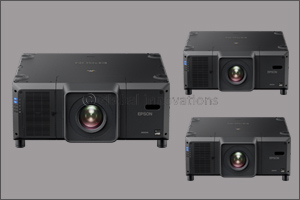 Epson's Professional Projector Tool software makes it quick and easy to set up multi- projector inst ...