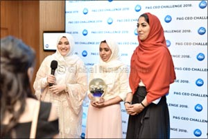 Three Saudi Women Win the Procter & Gamble Global CEO Challenge