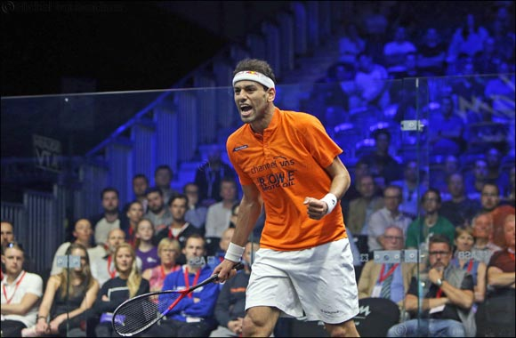 ATCO PSA Dubai World Series Finals Groups Announced -  Sensational Clashes in Store
