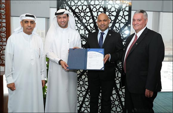 Dubai Islamic Bank receives two prestigious ISO certifications