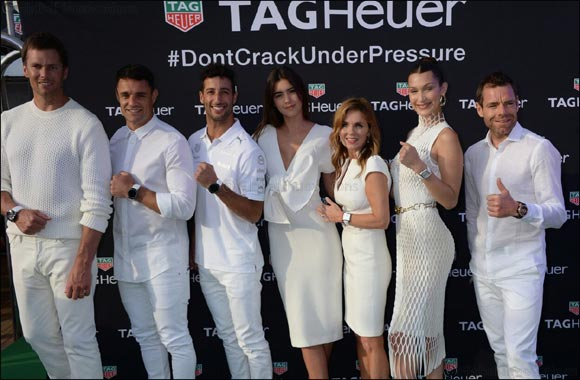 Monaco Grand Prix 2018:  TAG Heuer returns to the Principality