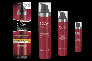Olay Regenerist Microscuplting Cream SPF30 Keeps You Perfectly Protected During the Sunny Summer Mon ...