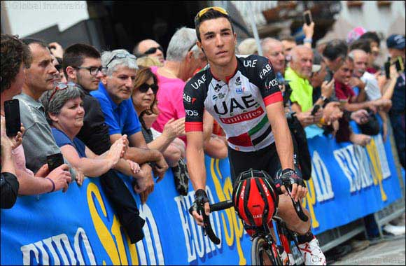 A Star in the Making: Conti Takes Top Five in Youth Standings as Uae Team Emirates Finish Giro D'italia