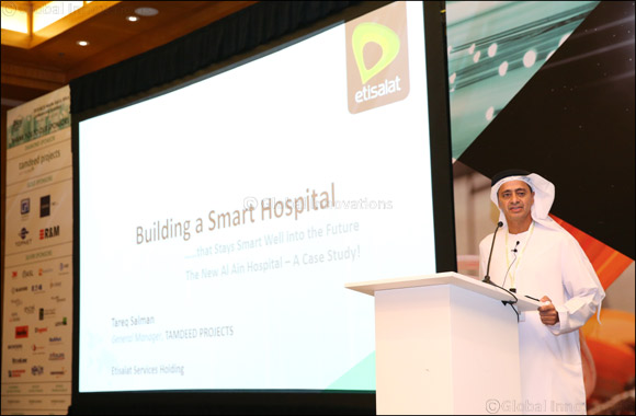 Tamdeed Projects highlights innovation in telecom networking & smart building solutions at BICSI MEA conference