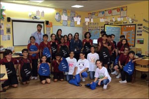 IFAW Visiting International Schools in the UAE to Raise Awareness About Animal Welfare