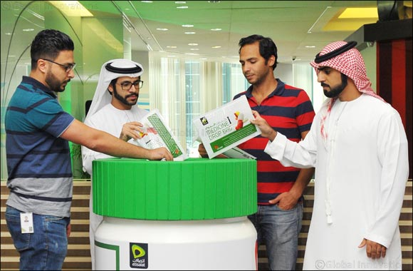 Etisalat partners with Al Ihsan Charity to collect unused medicines from employees