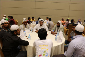 Education Above All (EAA) Foundation's programme, Reach Out to Asia (ROTA), launches its Ramadan 201 ...