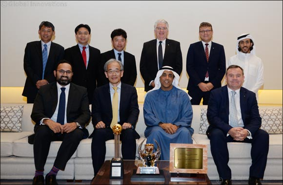 Al-Futtaim Toyota and Lexus receive three prestigious awards from Toyota Motor Corporation