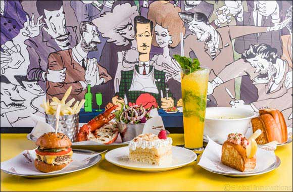 Yalla! Come down to Burger & Lobster this Ramadan