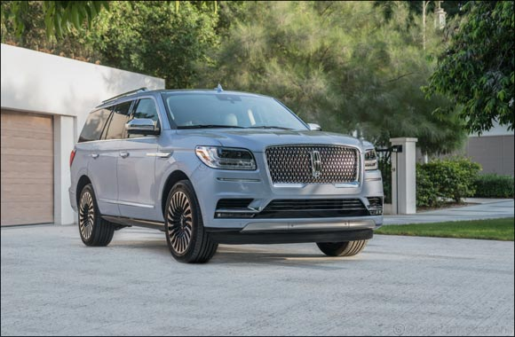 Al Tayer Motors begins deliveries of all-new Lincoln Navigator
