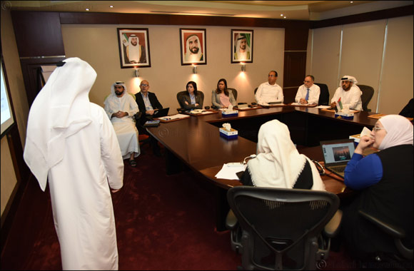 PCFC's Customs World receives Dominican Customs delegation