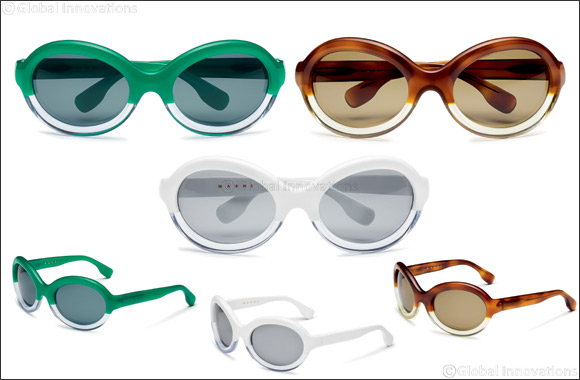 "Marni Launches the New ""Pop"" Sunglasses"
