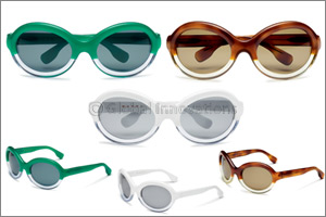 "6f7eaa0260f ... Marni s inventive spirit and bold experimentation set the tone for the  new ""POP"" sunglasses"