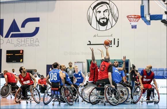 Dubai Municipality clinch NAS Wheelchair Basketball crown