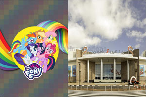 My Little Pony, Modhesh and a magical toy market at Dragon Mart this Eid