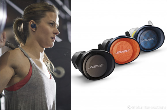 Redefine Sport Headphones with Truly Wireless SoundSport Free
