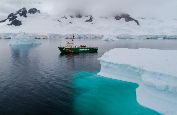 Greenpeace expedition finds plastic pollution and hazardous chemicals in remote Antarctic waters
