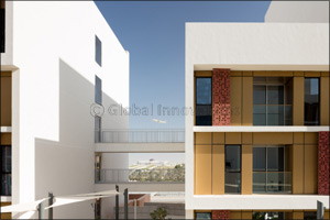 Masdar City's Etihad Eco-Residence Wins Emirates Green Building Council MENA Green Building Award 20 ...