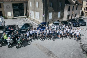Maserati Is Hosting the 5th Edition of Paris-modena,  Kilometers for Charity!