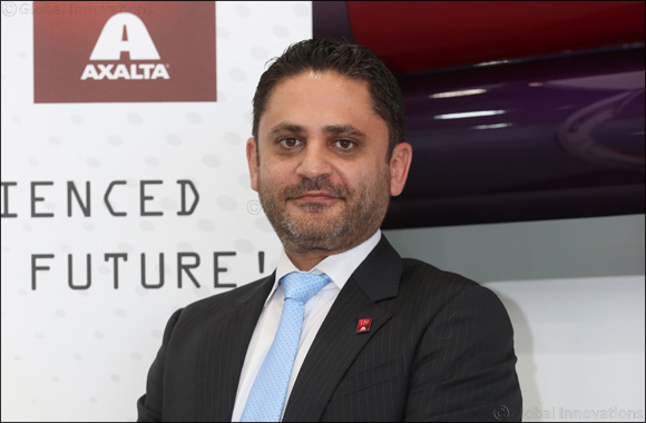 Axalta and Mohamed Naser Al Sayer Toyota Service Body Shop Go Green in Kuwait