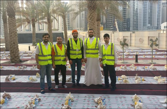 GSK distributes 8,500 ecofriendly Iftar meal bags to people across the GCC