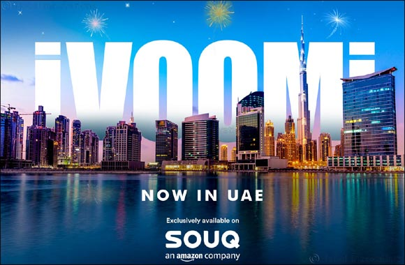 iVOOMi Smartphones Enter the UAE Market Exclusively on SOUQ.com