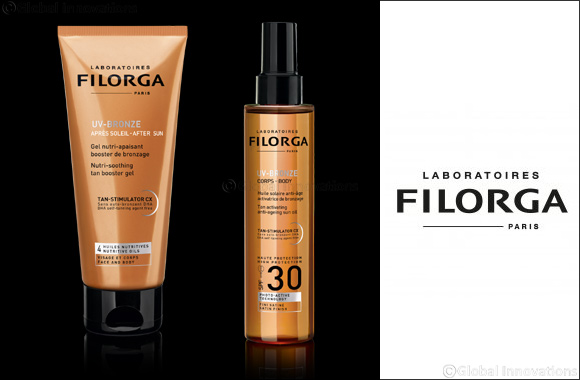 Filorga introduces two new additions to its UV-BRONZE range offering a comprehensive range of anti-ageing sun care products