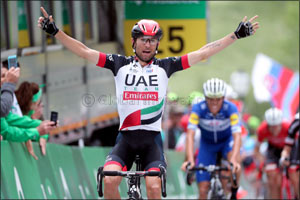 Winning Wednesday: UAE Team Emirates Celebrate Two Podiums in Two Races