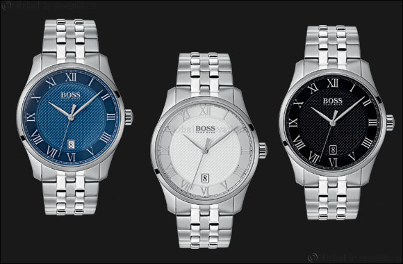 Boss watches presents Master Collection